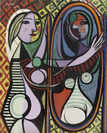 Ragazza-di-fronte-allo-specchio-Pablo-Picasso-analisi-e1476918986920